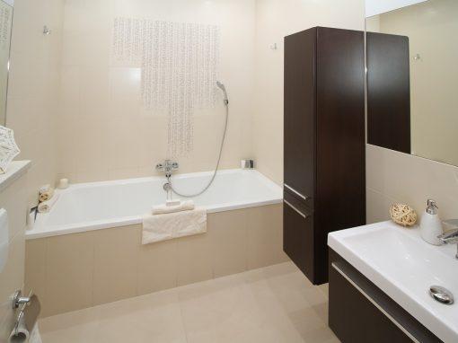Baños de granito y mármol