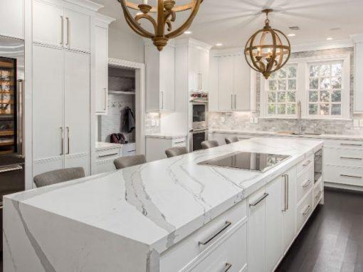 Cocinas de granito y mármol