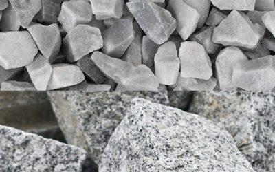Diferencias entre el granito y el mármol