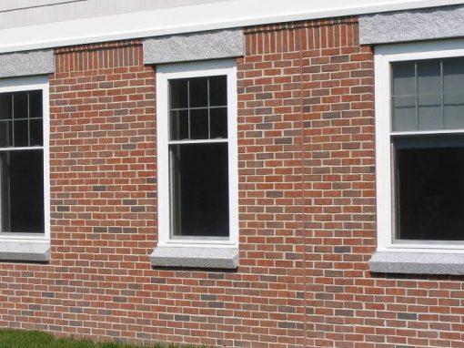 Mármol y Granito en fachadas