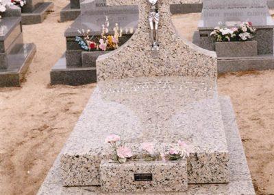 Lápida Amarillo Extremadura