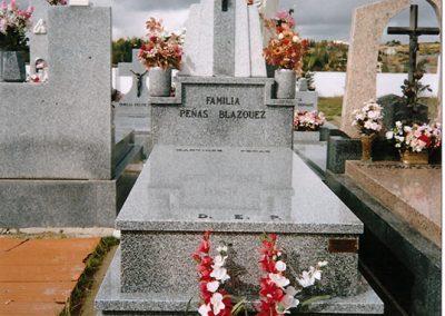 Lápida Gris Quintana