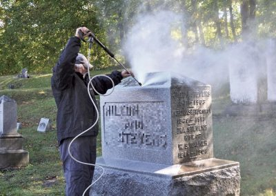 Limpieza de Panteones, Lápidas, Nichos…
